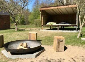 Woods shelter